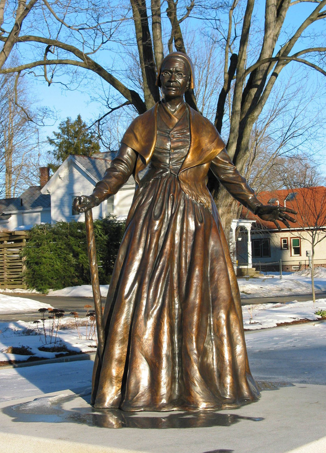 Sojourner-truth-statue